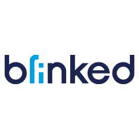 Logo Blinked
