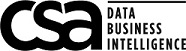 Logo CSA Data Business Intelligence